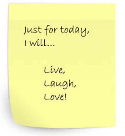 just-for-today